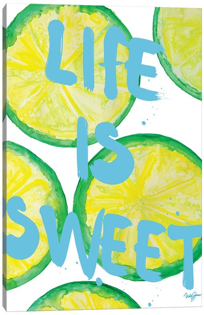 Fresh & Sweet II Canvas Art Print