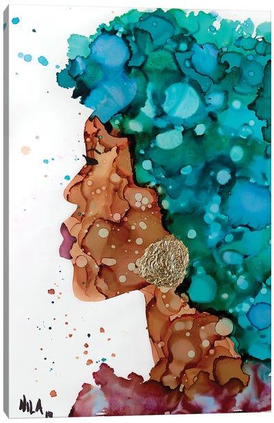 Ramatoulaya Canvas Art Print