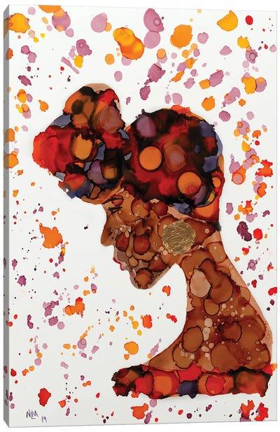 Fanta Canvas Art Print