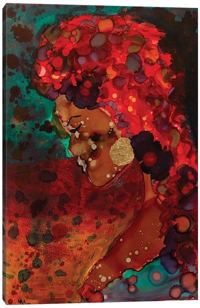 Aline Sitoe Diatta Canvas Art Print