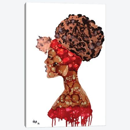Ayo Canvas Print #NLB1} by Nila Bah Canvas Artwork