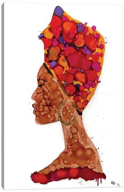 Mayra Canvas Art Print