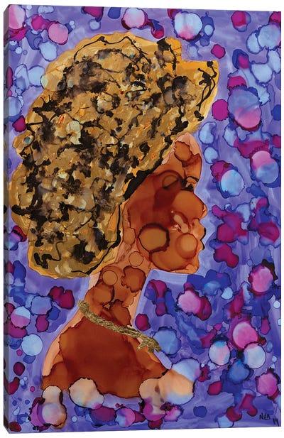Jay Canvas Art Print