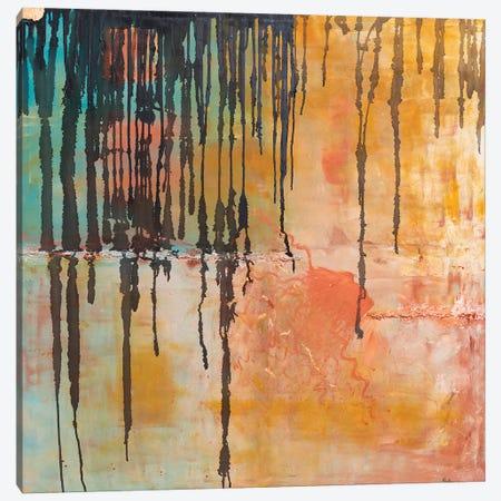 Drowning Canvas Print #NLB2} by Nila Bah Canvas Art