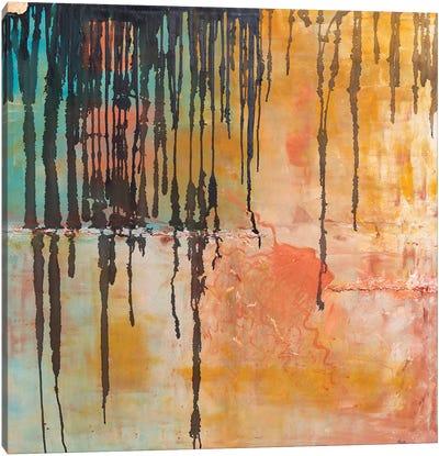 Drowning Canvas Art Print