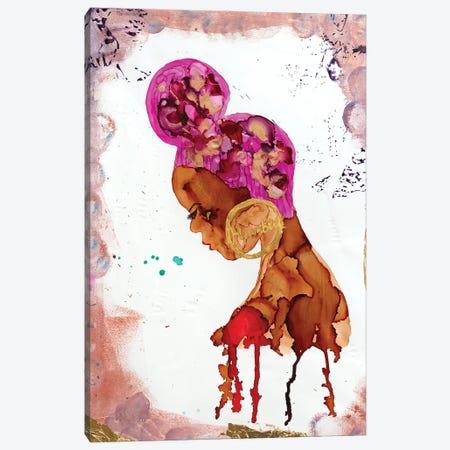 Humble Canvas Print #NLB6} by Nila Bah Canvas Art Print