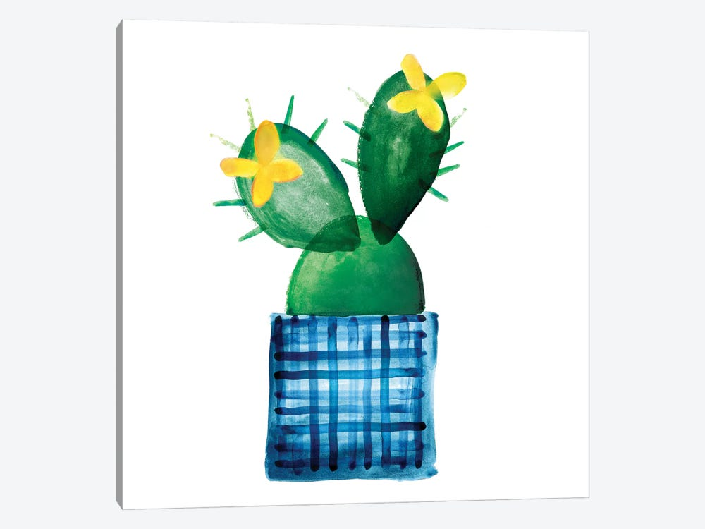 Colorful Cactus VIII by Northern Lights 1-piece Art Print