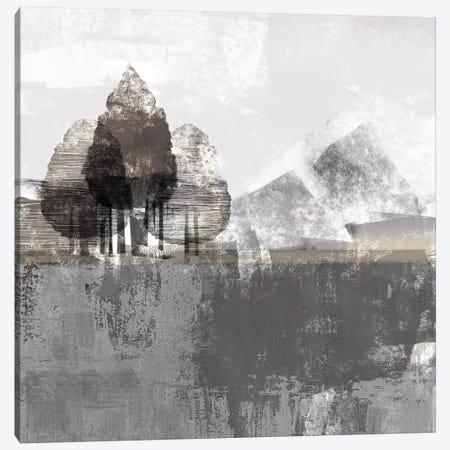 Textured Landscape Canvas Print #NLI18} by Northern Lights Canvas Wall Art