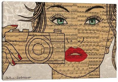 Click Canvas Art Print