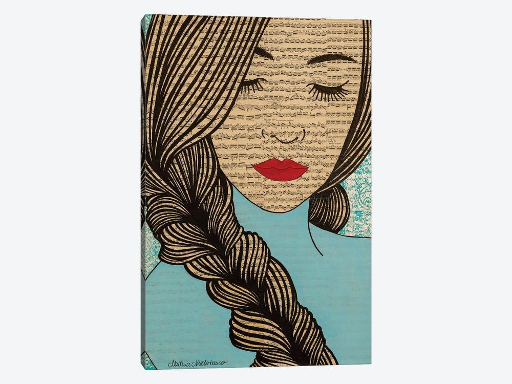 Empower by Martina Niederhauser-Landtwing 1-piece Canvas Art Print