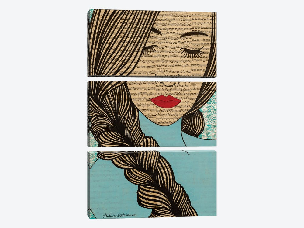 Empower by Martina Niederhauser-Landtwing 3-piece Art Print