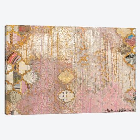 Goldrush Canvas Print #NLT28} by Martina Niederhauser-Landtwing Canvas Artwork