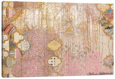 Goldrush Canvas Art Print