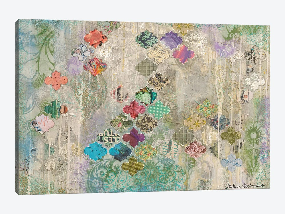 Sparkle by Martina Niederhauser-Landtwing 1-piece Canvas Wall Art