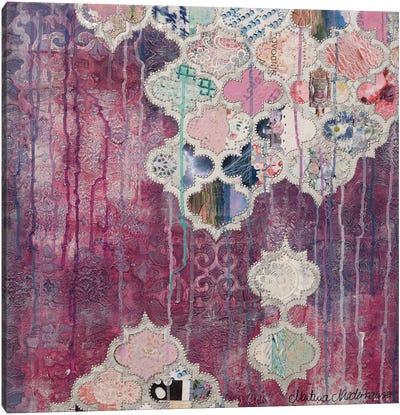 Raspberry Canvas Art Print