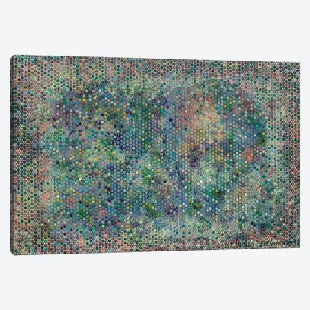 Many Canvas Print #NLT7} by Martina Niederhauser-Landtwing Canvas Wall Art