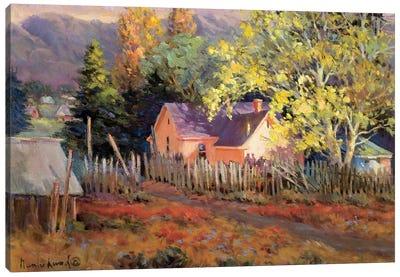 Rural Vista II Canvas Art Print