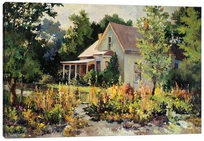 Rural Vista III Canvas Art Print