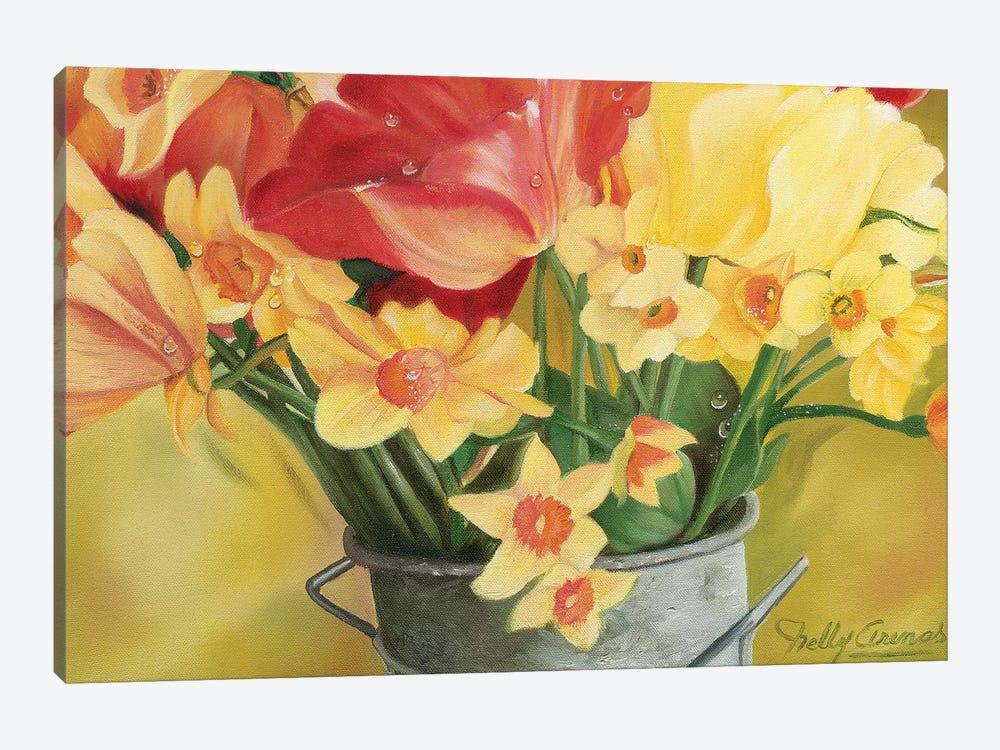 Primavera I by Nelly Arenas 1-piece Canvas Art