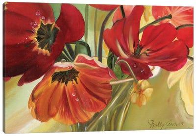 Primavera II Canvas Art Print