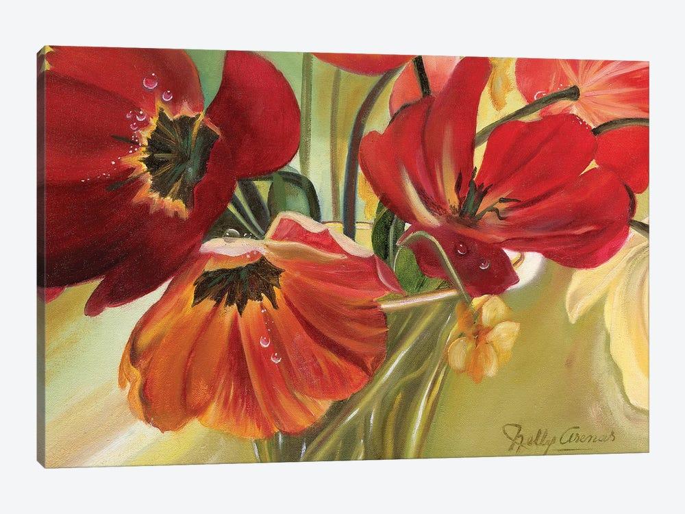 Primavera II by Nelly Arenas 1-piece Canvas Art Print