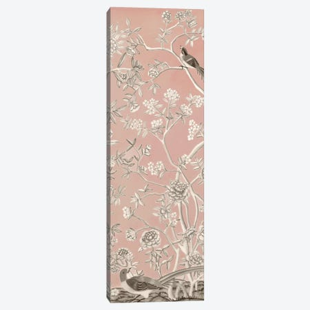 Blush Chinoiserie I Canvas Print #NMC11} by Naomi McCavitt Canvas Print