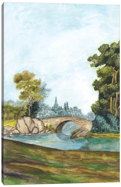 Scenic French Wallpaper III Canvas Print #NMC122