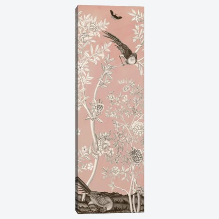Blush Chinoiserie II Canvas Print #NMC12} by Naomi McCavitt Canvas Art Print