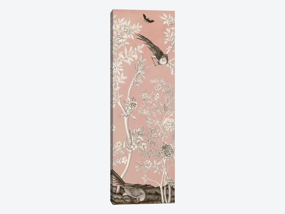 Blush Chinoiserie II by Naomi McCavitt 1-piece Art Print