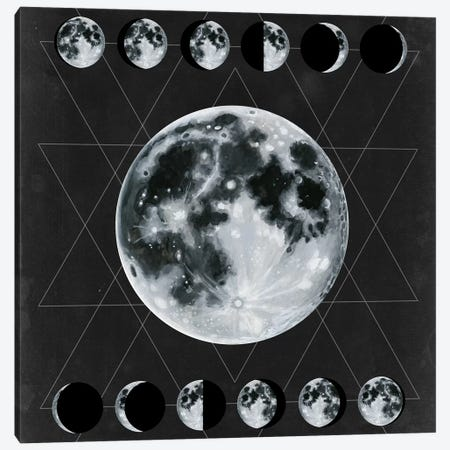 La Luna  Canvas Print #NMC142} by Naomi McCavitt Canvas Print