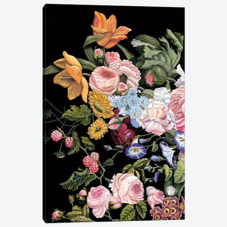 Baroque Diptych I 3-Piece Canvas #NMC159} by Naomi McCavitt Canvas Artwork