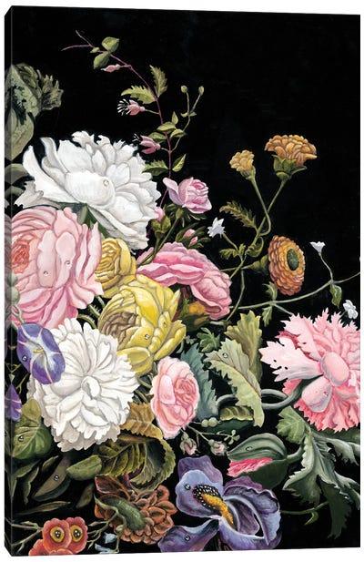 Baroque Diptych II Canvas Art Print