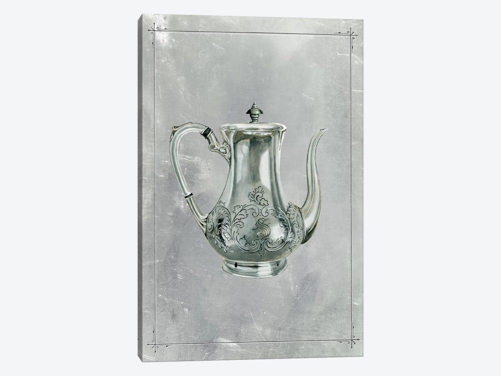 English Silver I by Naomi McCavitt 1-piece Canvas Artwork
