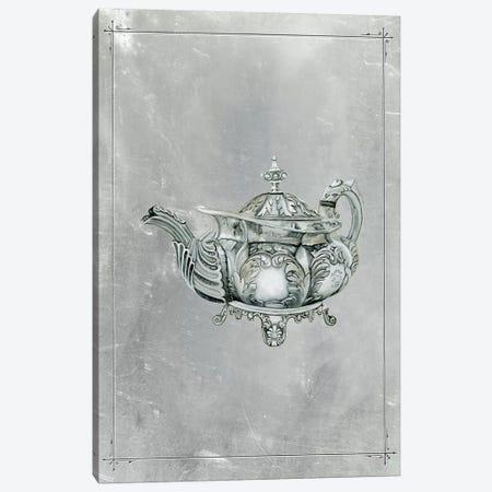 English Silver IV Canvas Print #NMC164} by Naomi McCavitt Canvas Artwork