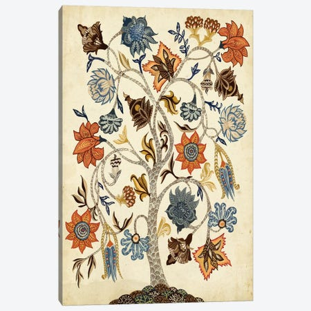 Vintage Tree Of Life Canvas Print #NMC167} by Naomi McCavitt Canvas Art