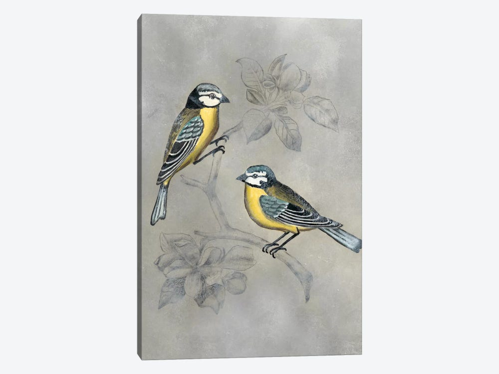 Silvered Aviary I by Naomi McCavitt 1-piece Art Print