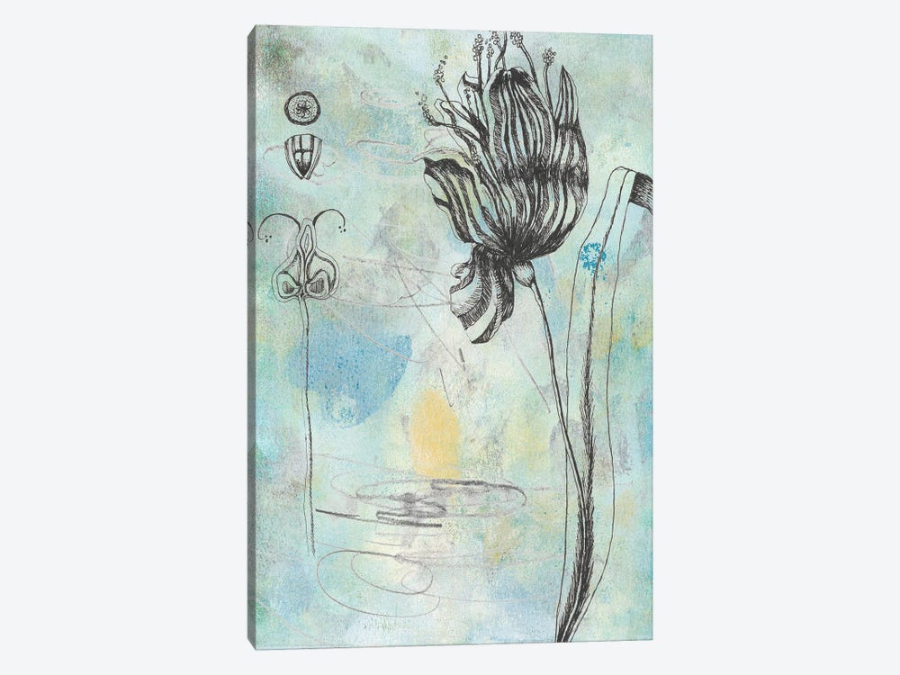 Botanical Abstract I by Naomi McCavitt 1-piece Art Print