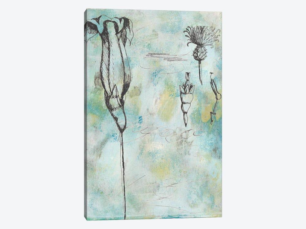 Botanical Abstract II by Naomi McCavitt 1-piece Canvas Artwork