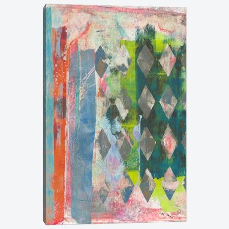 Chartreuse Afternoon I Canvas Print #NMC19} by Naomi McCavitt Art Print