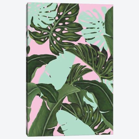 Neon Jungle II Canvas Print #NMC204} by Naomi McCavitt Canvas Print