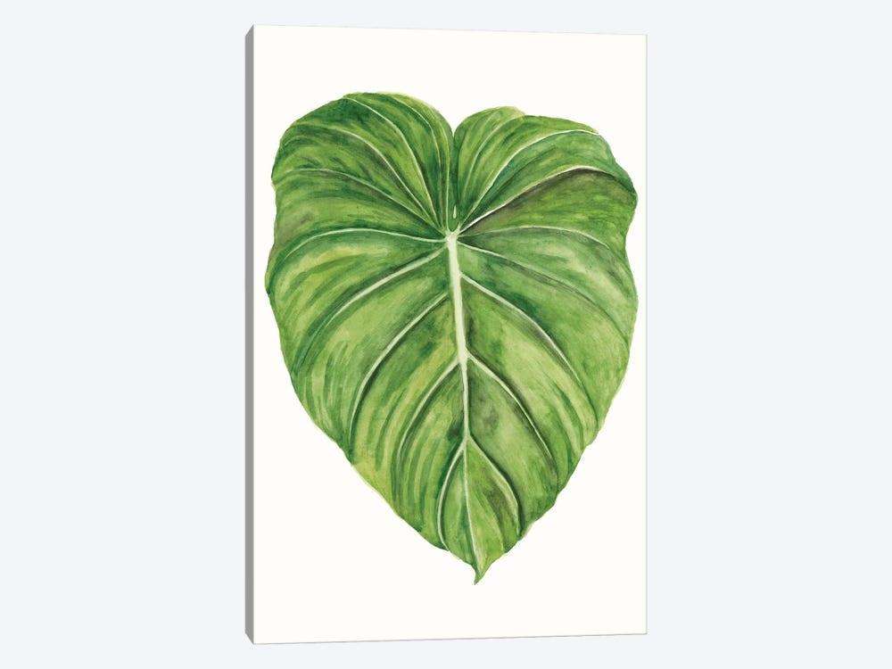 Tropical Breeze Leaves II by Naomi McCavitt 1-piece Art Print