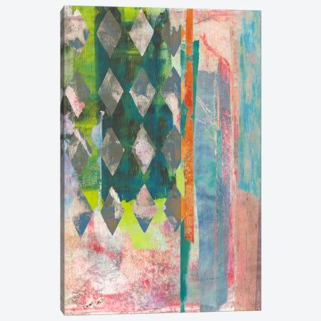 Chartreuse Afternoon II Canvas Print #NMC20} by Naomi McCavitt Canvas Art