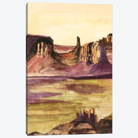 Desert Diptych I Canvas Print #NMC21} by Naomi McCavitt Canvas Wall Art