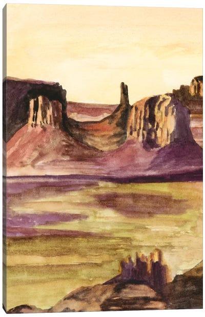 Desert Diptych I Canvas Art Print