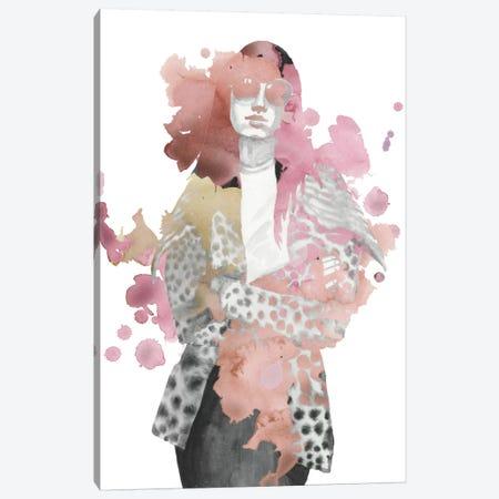 Fashion Illustration I Canvas Print #NMC23} by Naomi McCavitt Canvas Wall Art