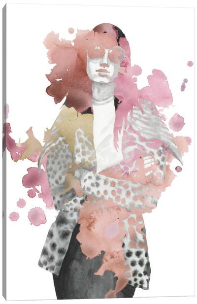 Fashion Illustration I Canvas Print #NMC23