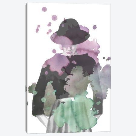 Fashion Illustration II Canvas Print #NMC24} by Naomi McCavitt Canvas Print