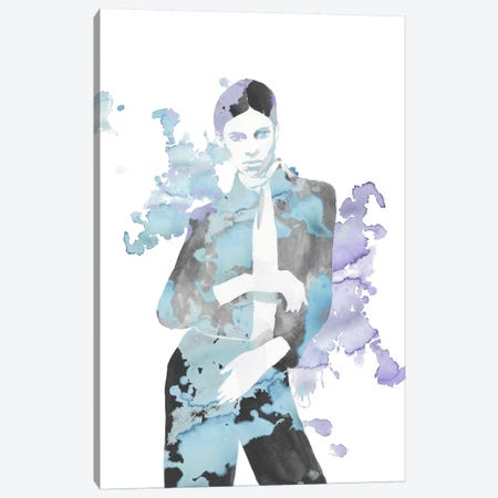 Fashion Illustration III Canvas Print #NMC25} by Naomi McCavitt Art Print