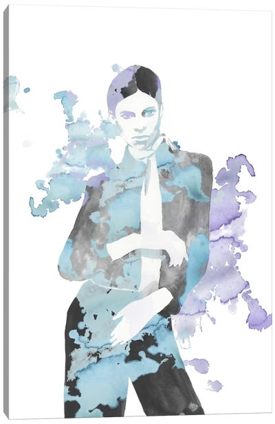 Fashion Illustration III Canvas Print #NMC25