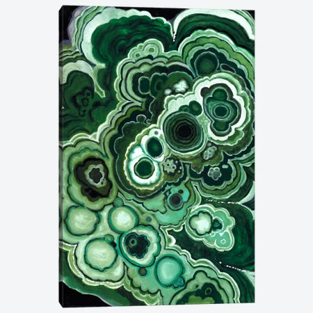 Malachite I Canvas Print #NMC36} by Naomi McCavitt Canvas Art